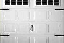 Carriage House Design Garage Door