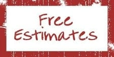 Free estimates for garage door repair Farmers Branch