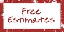 Free estimates for garage door repair Parker