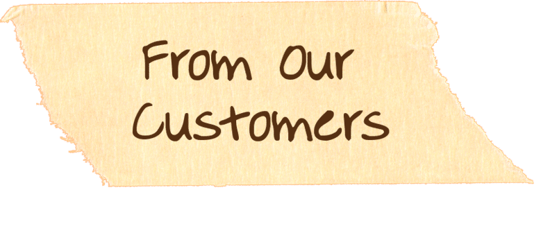 Garage door repair testimonials from our customers