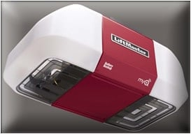 Garage door opener repair - LiftMaster 8550W beltdrive garage door opener