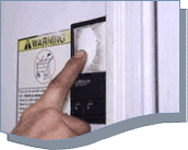 Garage Door wall button