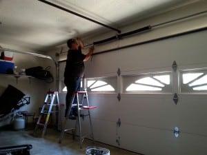 garage door repair Frisco TX services