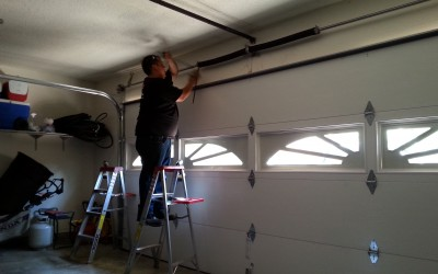 garage door repair Frisco TX services