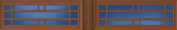 Amarr Prairie Long Panel Window Design