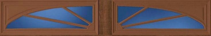 Amarr Sunray Long Panel Window Design