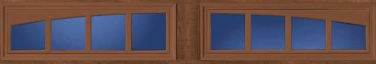 Amarr Arched Thames Long Panel Window Design