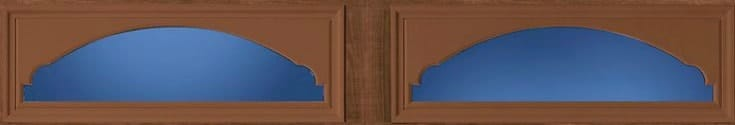 Amarr Cathedral Long Panel Window Design