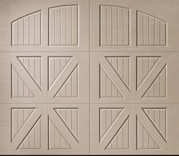Amarr Classica Santiago Closed Arch garage door