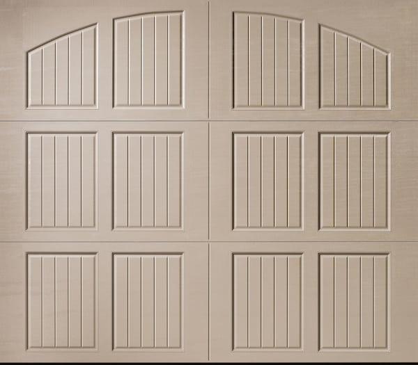 Amarr Classica Tuscany Closed Arch garage door