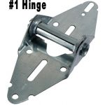 garage door hinge