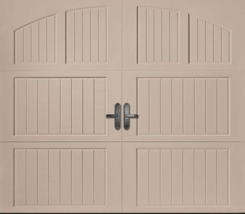 Amarr Classica Cortona Closed Arch garage doors