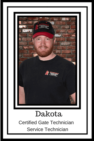 Dakota Clendenen - A1 Affordable Garage Door Services - Service Technician