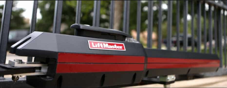 LiftMaster swing gate operator