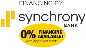 garage door financing with synchrony bank apply today!