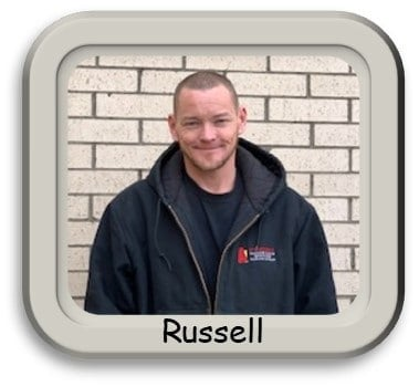 Russell - A1 Affordable Garage Door Services Technician