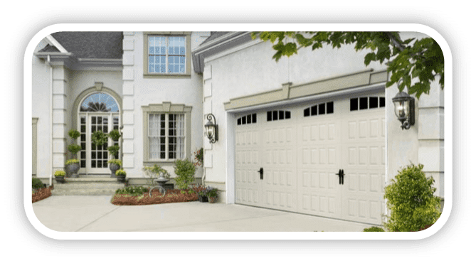 Amarr Hillcrest Collection Garage Door