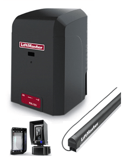 LiftMaster RSL12UL slide gate operator