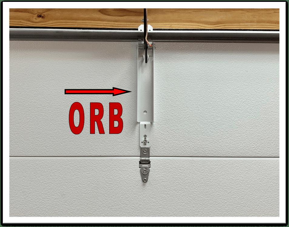 ORB Operator reinforcement bracket