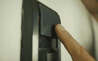Garage Door Opener Button